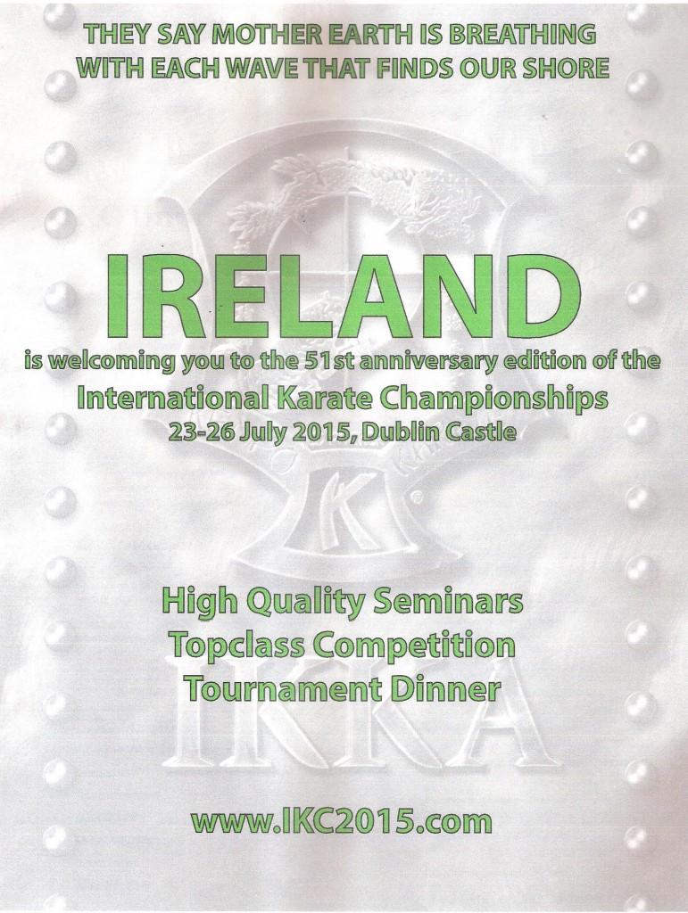 IKC 2015 Dublin