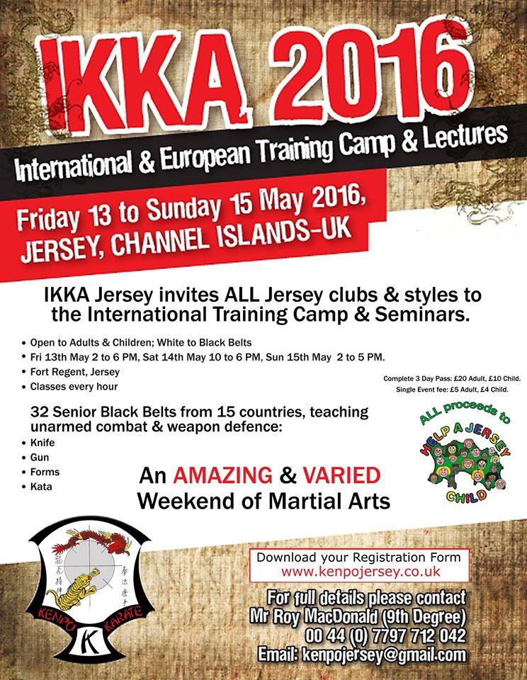 Cartel IKKA Europe meeting 2016